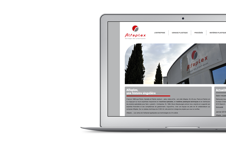 Site web Alfaplex