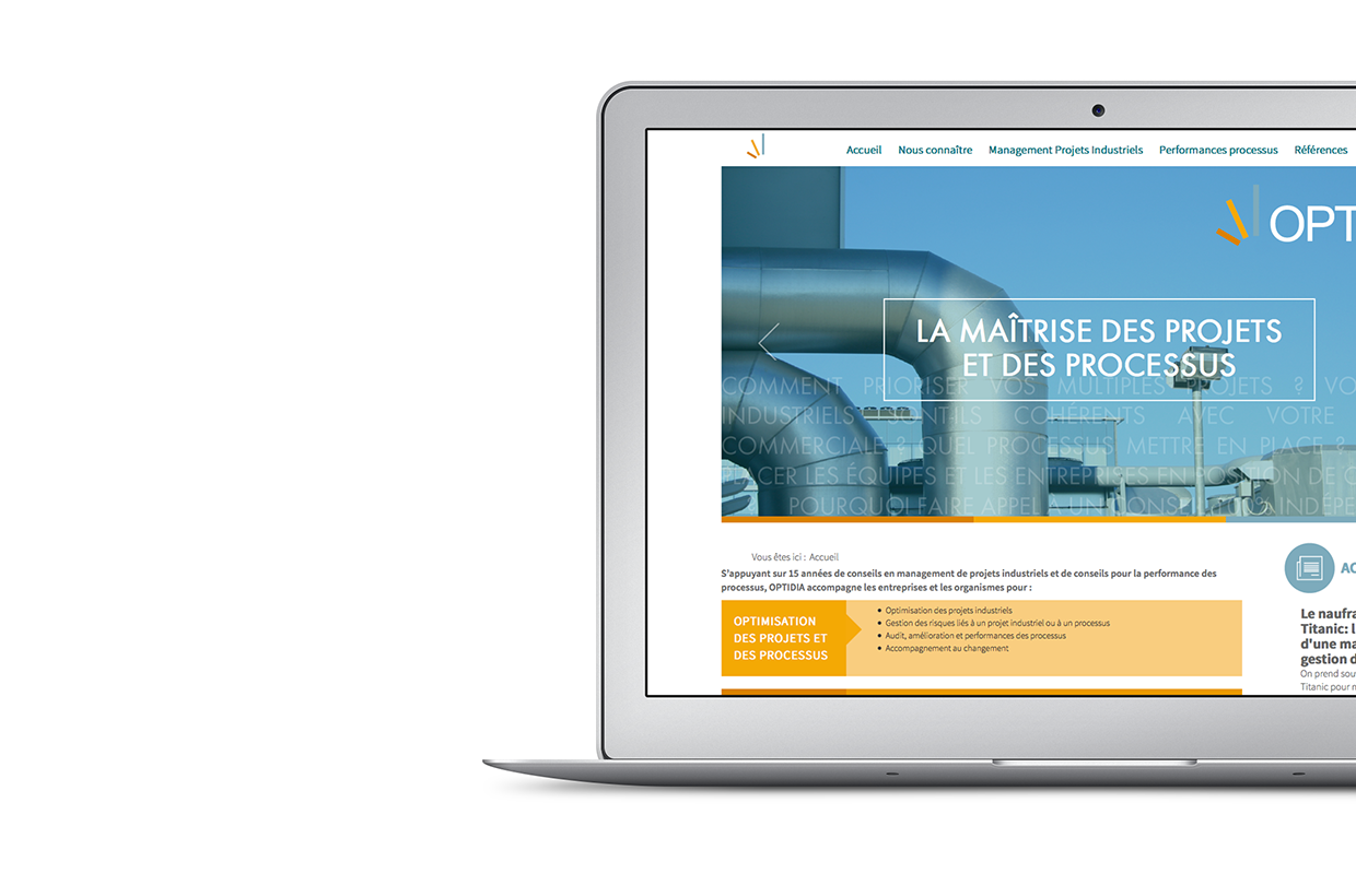 site-web-industrie-optidia