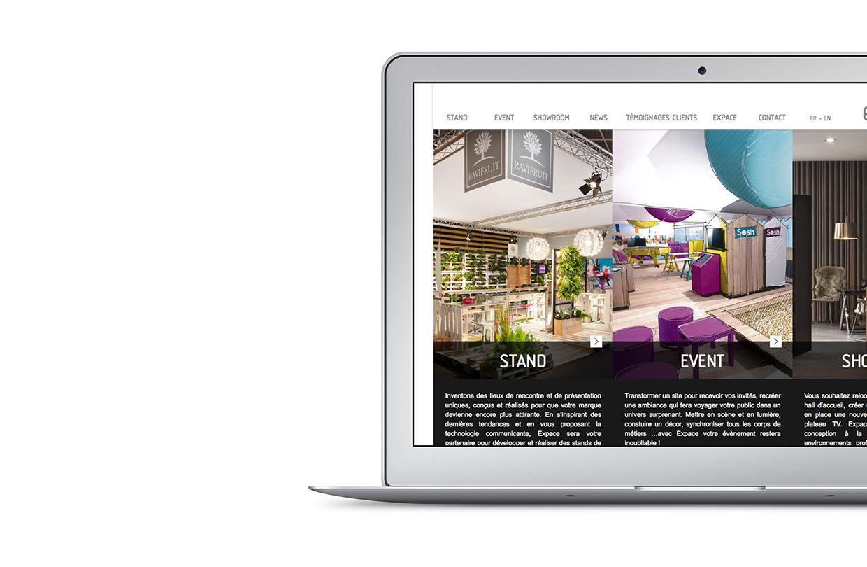 Site web Expace