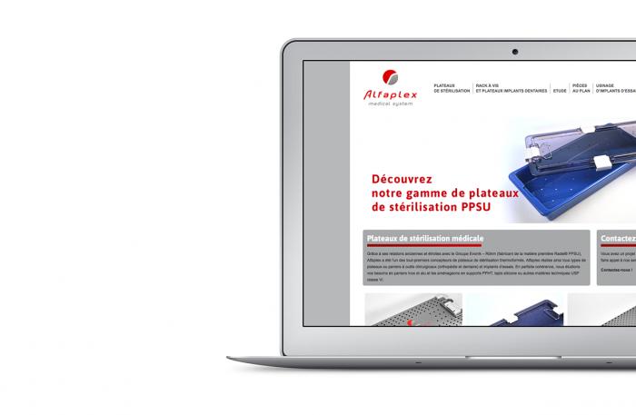 site-web-medical-alfaplex