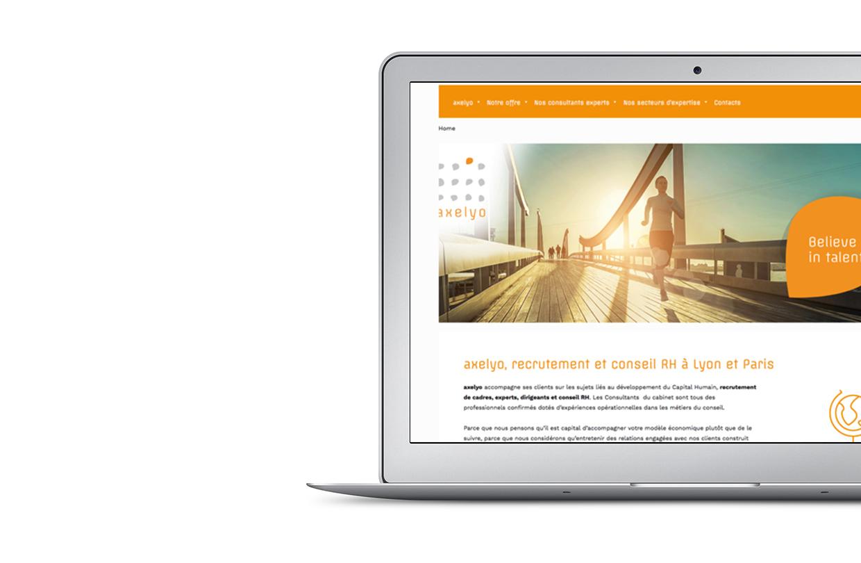 Site web Axelyo