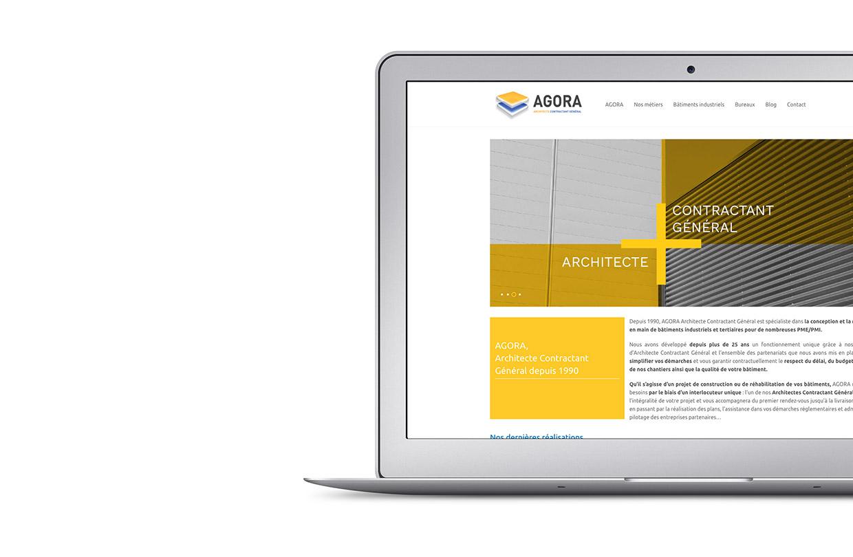 Site web AGORA