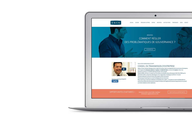 Site web DGCM