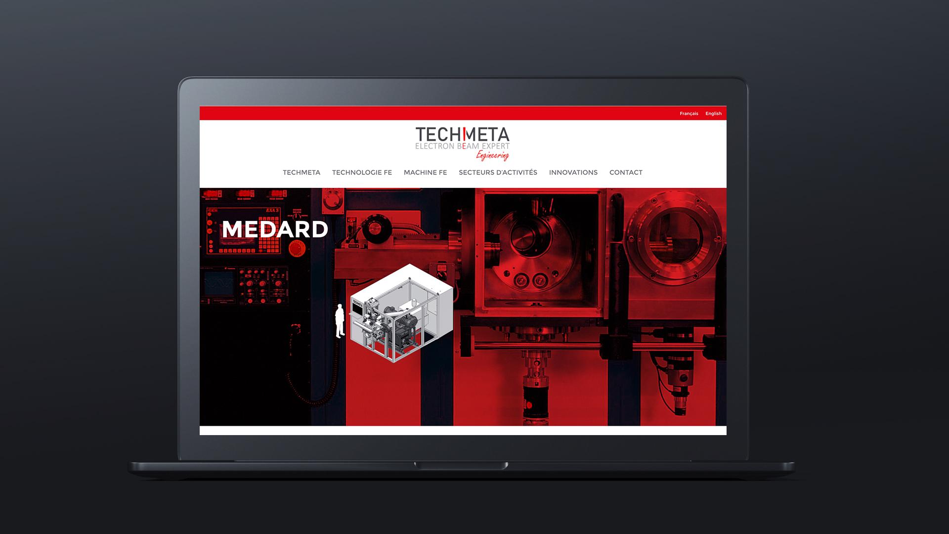 techmeta-engineering-site web