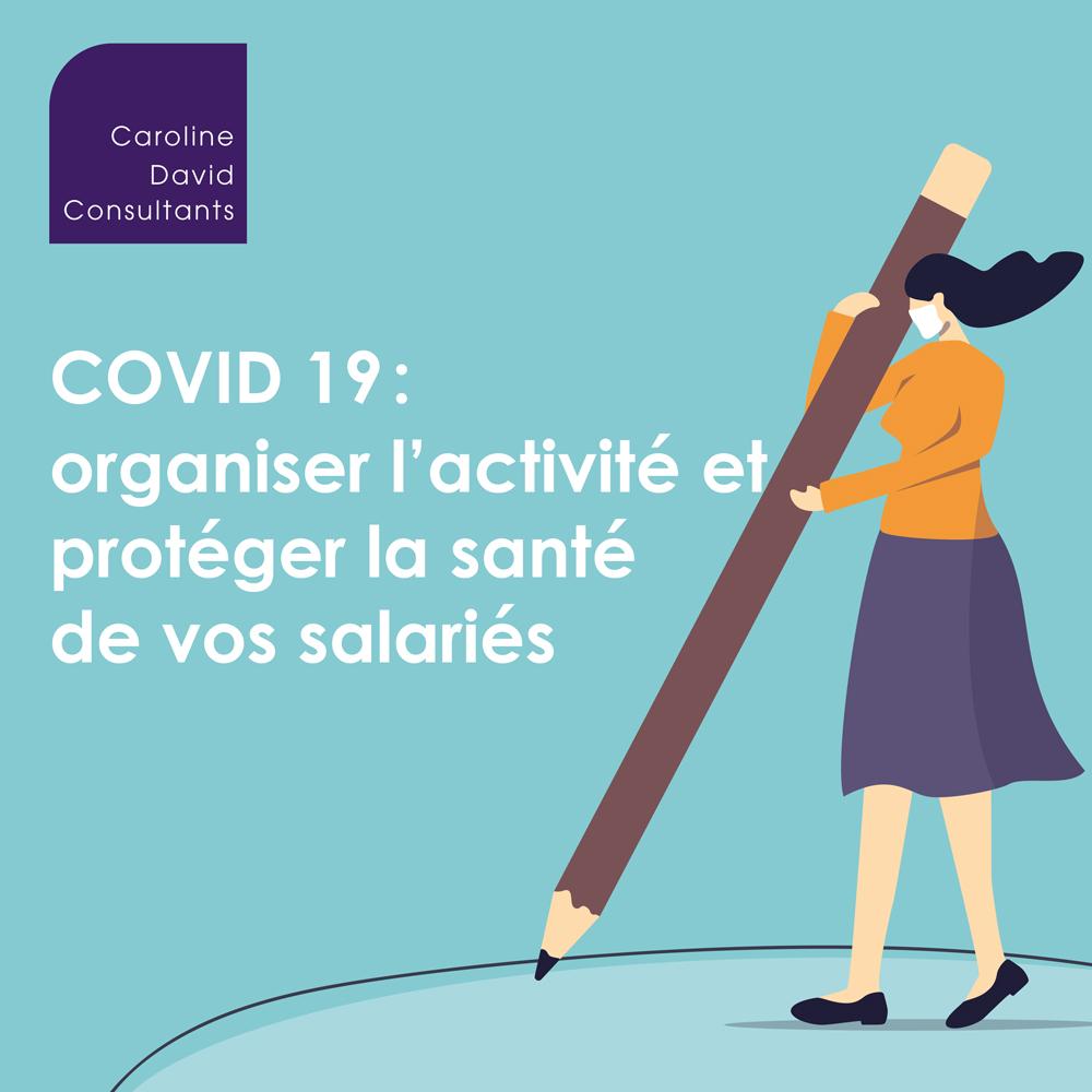 [DESIGN] Mission express pour Caroline David Consultants